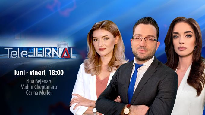 TELEJURNALUL OREI 18:00